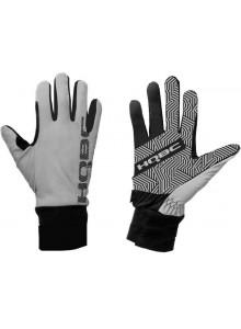 Rukavice HQBC Reflex sivo/čierne