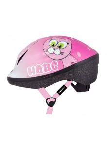 Prilba HQBC detská FUNQ Pink Cat S 48-54 cm ružová