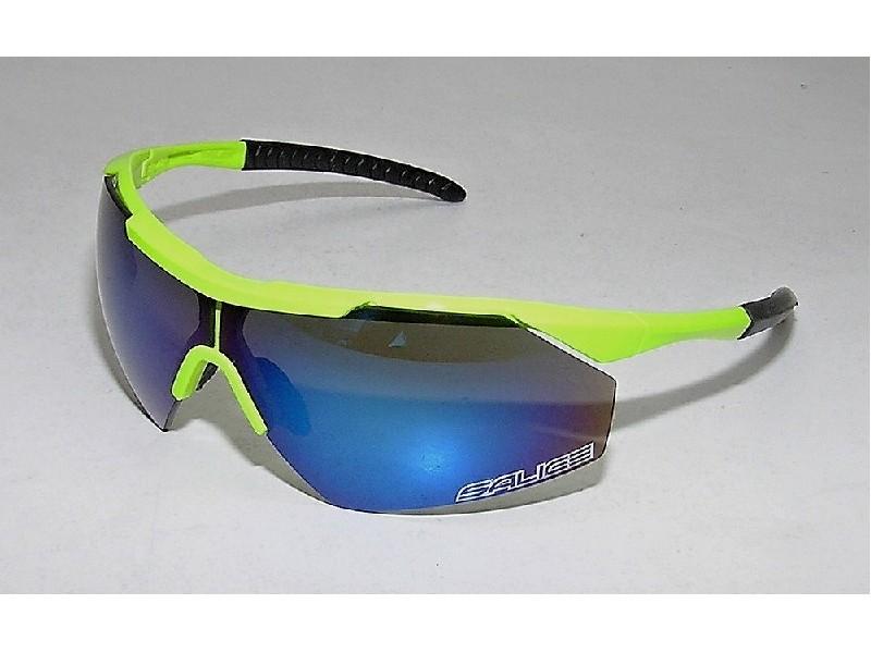 e1bc1f294 Okuliare SALICE 004RW Flo yellow/RW blue/transparent - Pelotony.com