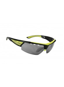 Okuliare SALICE 005RWB black-yellow/RW black/transparent