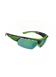 Okuliare SALICE 005RWB black-green/RW green/transparent