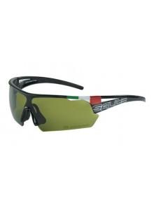Okuliare SALICE 006ITAIR black/IR infrared/transparent