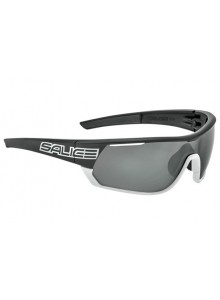 Okuliare SALICE 016CRX black-wh/RWblack/clear+CRXsmok