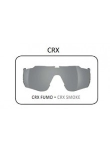 Náhradné sklo Salice 020 CRX smoke