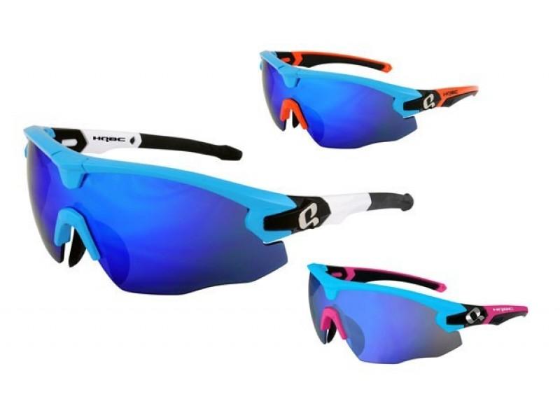 Okuliare HQBC Qert Plus modré 3 v 1 - Pelotony.com 4bb9b36480b