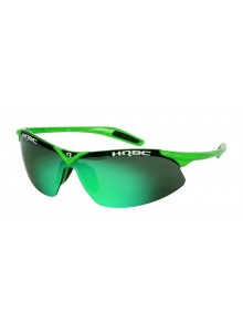 Okuliare HQBC Gamity reflex zelené