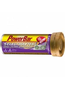 POWER BAR 5 Electrolytes Sport drink čierne ríbezle