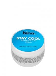 BINA Stay cool cyklistický ochranný krém 100ml