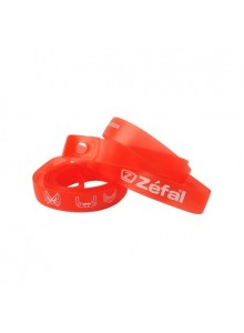 "Vložka do ráfiku ZEFAL MTB 26""/22 mm červená 2 ks"