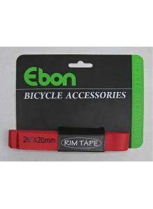 """Vložka do ráfika EBON 26""""x20mm PVC"""