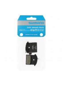 Brzdové doštičky Shimano J03A BRM9000,8000 polymérové s chladičom