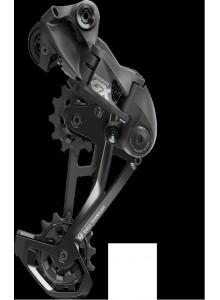 Prehadzovačka SRAM GX Eagle 12s čierna