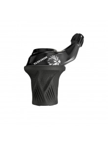 Radenie SRAM GX Eagle 12sp. GripShift, black vr.gri