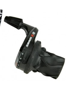 Radenie SRAM X.0 9+3 otočné Twist Shifter