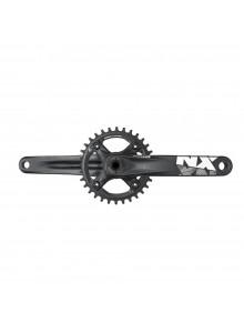 Kľuky SRAM NX BB30 11s 32z X-SYNC black 175, 1pre