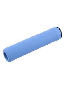 Gripy PRO-T Color 33, penové, 130 mm modré