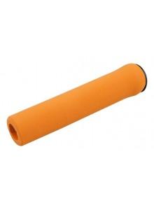 Gripy PRO-T Color 33, penové, 130 mm oranžové