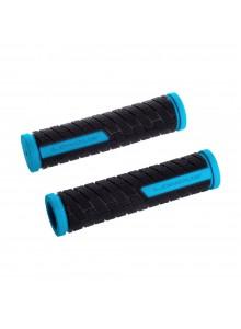 Gripy LONGUS Grid gumené čierno-modré