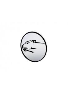 Samolepka pod bovdeny Jag. gumová priehľadná
