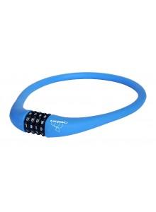 Zámok HQBC Silico 10x750 kód modrý