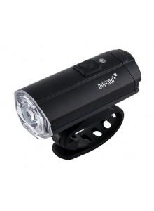 Svetlo INFINI Tron 500 predné 6f ALU USB black