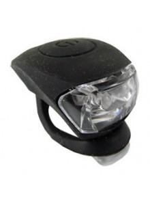 Blikačka predná LOGIC-267f-2B 2 x LED čierna