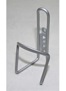 Košík na láhev AL stříbrný matný