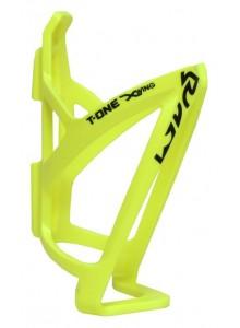 Košík na fľašu T-ONE X-Wing svietivo žltý