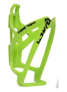 Košík na fľašu T-ONE X-Wing svietivo zelený
