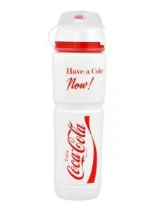 Fľaša ELITE 1L Maxicorsa Coca Cola biela