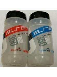Fľaša ELITE 0,35L Corseta modrá