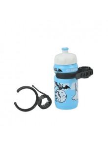 Fľaša ZEFAL 0,35l Little Z detská modrá Ninja ride