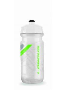 Fľaša LONGUS Tesa 600 ml číra/reflexná zelená