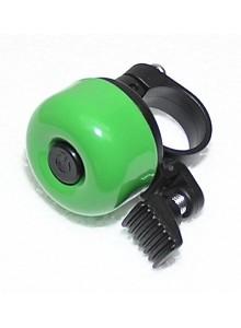 Zvonček cink priemer 35 mm svetlo zelený
