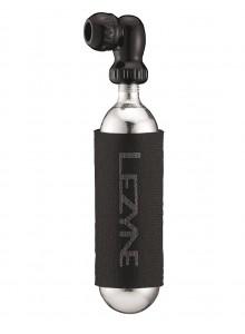 Pumpa LEZYNE na bombičky Twin Speed Drive CO2 čierna