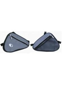 Taška VAPE trojúhelník malý 3 kapsy černá