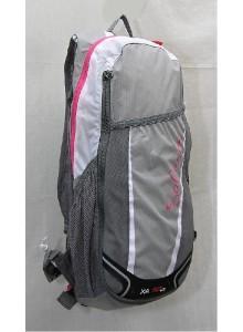 Batoh SAL.XA10+3 insulated W aluminium/hotpink