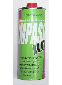 Odmasťovač Impasol 1l