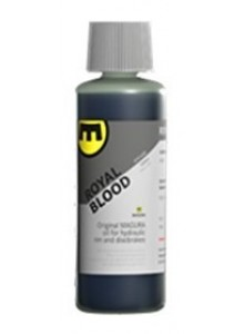 Hydraulický olej MAGURA 100 ml modrý