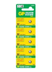 Batéria GP 392,SR41 1,5V 7,9x3,6mm