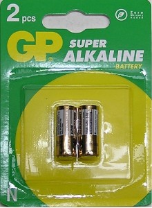 Batérie GP 910A,N,LR1 1,5V