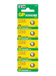 Batéria GP A76,LR44 1,5V 11,6x5,4mm