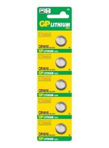 Baterie GP CR 1616 3V 16x1,6mm