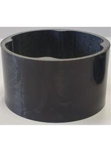 """Dištančná podložka DFBB6 AH 1-1/8"""" carbon 20 mm"""
