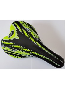 Sedlo MONTE GRAPPA 998 Junior black/fluo yellow