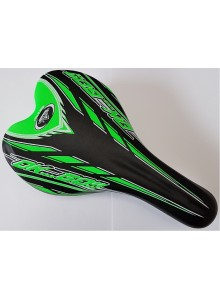 Sedlo MONTE GRAPPA 998 Junior black/green
