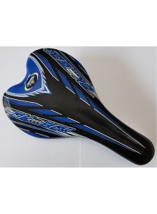Sedlo MONTE GRAPPA 998 Junior black/blue