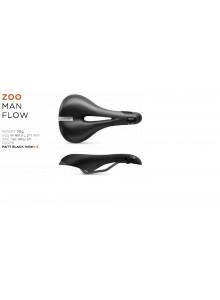Sedlo SEL.IT.ZOO Flow Man Fe black