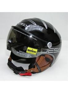 Lyž.helma KASK Class černá vel.63cm