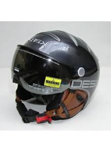 Lyž.helma KASK Class antracit vel.62cm